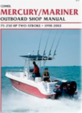 Clymer Sea-Doo Personal Watercraft Shop Manual