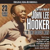 The Very Best of John Lee Hooker - I'm The Boogie