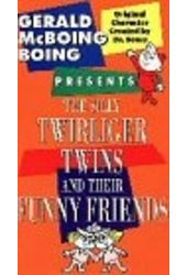 Gerald McBoing Boing Presents The Silly Twirliger
