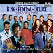 The Very Best of King / Federal / Deluxe, Volume 2