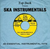 Top Deck Presents: Ska Instrumentals (2-CD)