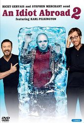 An Idiot Abroad - Season 2 (2-DVD)