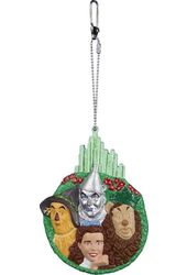 Wizard of Oz - Four Friends - Christmas Ornament