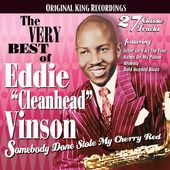"The Very Best of Eddie ""Cleanhead"" Vinson -"