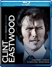 Clint Eastwood 4-Movie Thriller Collection