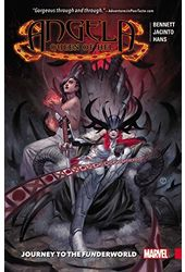Angela Queen of Hel: Journey to the Funderworld