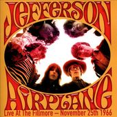 Live at the Filmore Auditorium - November 25 1966