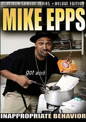 Mike Epps: Inappropriate Behavior (DVD + CD)
