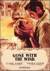 Gone With The Wind - Movie Poster - Sepia Photo