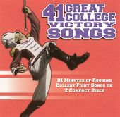 41 Great College Football Victory Songs (2-CD)