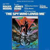 Bond - The Spy Who Loved Me (Original Motion