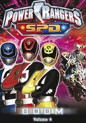 Power Rangers S.P.D., Volume 4: Boom