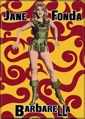 Barbarella - Photo Magnet 2 1/2 x 3 1/2
