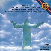 Handel: Great Messiah Choruses