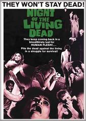 "Night Of The Living Dead - Photo Magnet 2 1/2"" x"