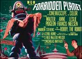 "Forbidden Planet - Photo Magnet 2 1/2"" x 3 1/2"""