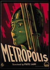 "Metropolis - Photo Magnet (2-1/2"" x 3-1/2"")"