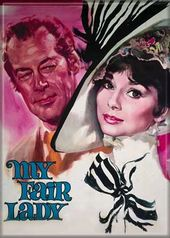 Audrey Hepburn - My Fair Lady - Photo Magnet