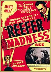 "Reefer Madness - Photo Magnet 2 1/2"" x 3 1/2"""