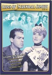 Icons of Screwball Comedy, Volume 1 (2-DVD)