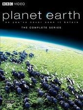 BBC - Planet Earth: Complete Collection (5-DVD)