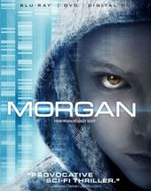 Morgan (Blu-ray + DVD)