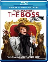 The Boss (Blu-ray + DVD)