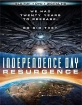 Independence Day: Resurgence (Blu-ray + DVD)