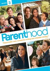 Parenthood - Season 3 (4-DVD)