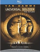 Universal Soldier: The Return (Blu-ray)
