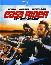 Easy Rider (Blu-ray, With Booklet)