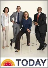 "Today Show - Cast Photo Magnet 2 1/2"" x 3 1/2"""