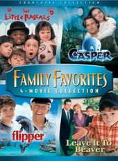 Family Favorites - 4 Movie Collection (2-DVD)