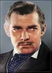 Gone With The Wind - Rhett Butler Head Shot -