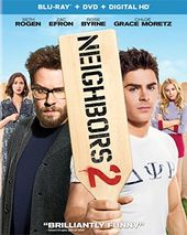 Neighbors 2: Sorority Rising (Blu-ray + DVD)