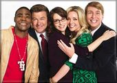 "30 Rock - Cast - Photo Magnet 2 1/2"" x 3 1/2"""