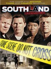 Southland - Complete 2nd, 3rd and 4th Seasons