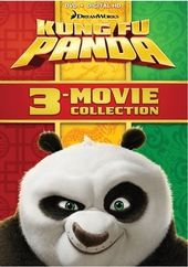 Kung Fu Panda 3-Movie Collection (3-DVD)