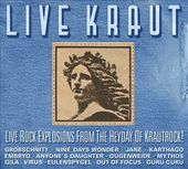 Live Kraut: Live Rock Explosions from the Heyday