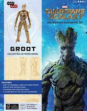 Guardians of the Galaxy Deluxe Book and Groot