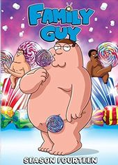 Family Guy - Season 14 (3-DVD)