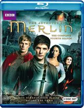 Merlin - Complete 4th Season (Blu-ray)