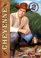 Cheyenne - Complete 2nd Season (10-Disc)