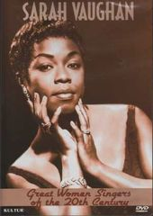 Sarah Vaughan - Great Women Singers of the 20th