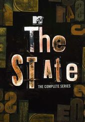 The State - Complete Series (5-DVD)