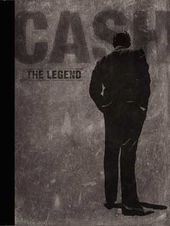 "Legend (5-CD+DVD Deluxe Edition) (12"" x 16"""