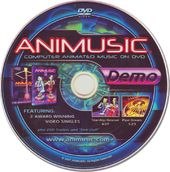 Animusic Sampler DVD