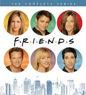 Friends - Complete Series Collection (40-DVD)