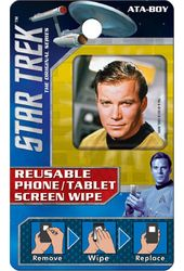 Star Trek - Captain Kirk - Reusable Phone/Tablet