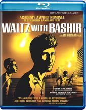 Waltz with Bashir (Blu-ray)